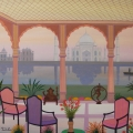 Rajastan Atmosphere - Image Size : 24x32 Inches