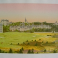 St. Andrew Golf Club - Image Size : 20x26 Inches