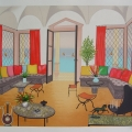 Villa Eole - Image Size : 20x26 Inches